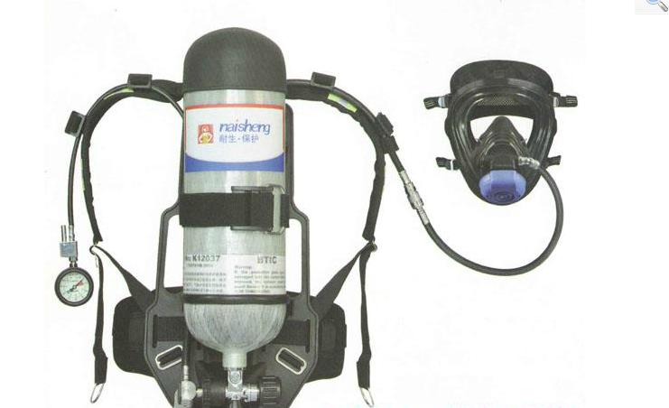 消防空气呼吸器 消防员呼吸器