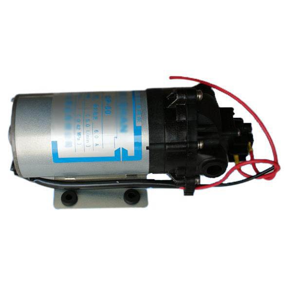 12V-24V隔膜水泵 扫路车配件