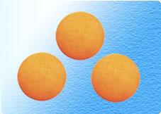 混凝土搅拌车橡胶清洗球