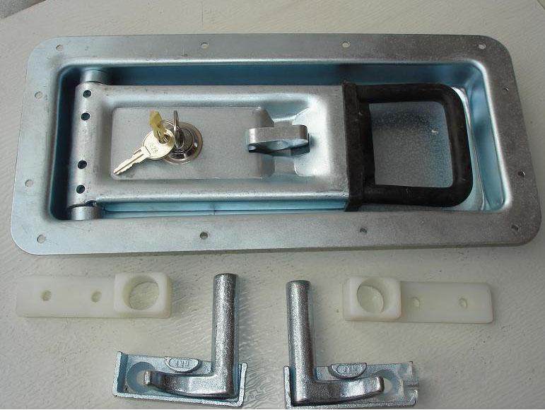 厢式车门锁