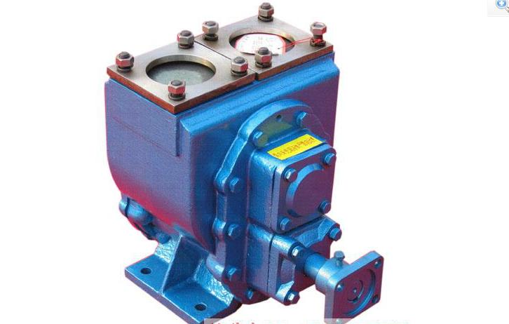 圆弧齿轮油泵 油罐车油泵